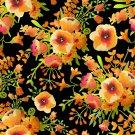 Magnetic School Locker Wallpaper (Full Sheet Magnetic) - Flowers - Pack of 3 Sheets - vr25