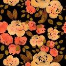 Magnetic School Locker Wallpaper (Full Sheet Magnetic) - Flowers - Pack of 3 Sheets - vr27