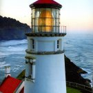 Lighthouses 2022 - 2023 2 Year Pocket Planner / Calendar / Organizer - Monthly Page Format