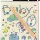 Kole Imports Baby Boy Rub-On Transfers