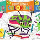 Under the Sea, Creepy-Crawly, On the Farm - Coloring Book + Award Stickers and Charts
