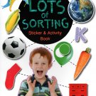 Stick-to Learning - Lots of Sorting - Sticker & Activity Book