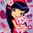 Strawberry Shortcake - Big Fun Book to Color - Puppy Love