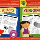 U.S. History & Government Worksheets and Geography Worksheets -  Grades 4-6