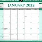 2022 Monthly Spiral-Bound Wall / Desk Calendar - 12 Months - v3