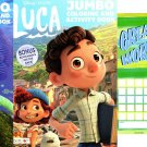 Luca - Jumbo Coloring & Activity Books + Award Stickers and Charts (Set of 2 Books)