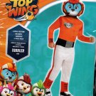 Nick Jr. Top Wing Swift Halloween Child's Costume Size Toddler - 3,4,5