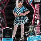 Daughter Of Frankie Stein Monster High Girls Costume XLarge (14-16) Halloween