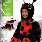 Infant Costume Ladybug Crawler Size 12 to 24 Months