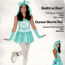 Care Bears Bedtime Bear 2 Piece Costume Halloween Juniors Size Medium 5-7