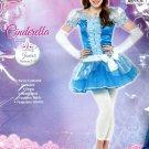 Disney Princess Cinderella Size: Junior's Medium (7-9) Halloween Costume