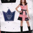 Disney Kingdom Hearts Kairi Halloween Costume, New, Medium 8-10