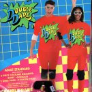 Nickelodeon Red Double Dare Halloween Costume Accessory Kit for Adults Standard