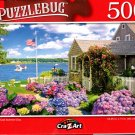 Cape Cod Summer Day - 500 Pieces Jigsaw Puzzle