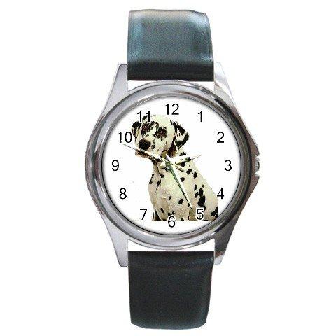 Dalmatian Round Metal Watch UNISEX 12100108