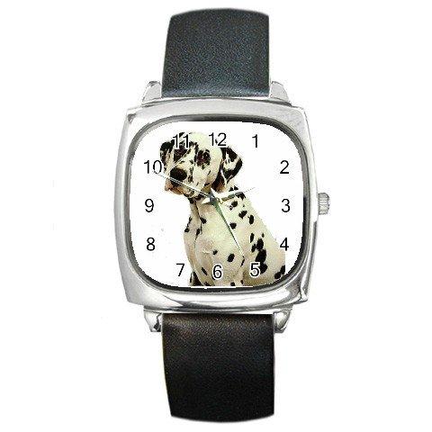 Dalmatian Square Metal Watch UNISEX 12100118