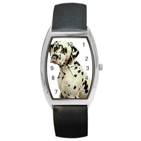 Dalmatian Barrel Style Metal Watch UNISEX 12100119