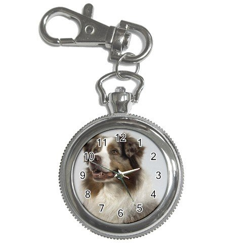 Australian Shepherd Dog Key Chain Watch 12102628