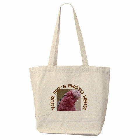 Your Pet Picture Customized Personalized Tote Bag 12115001