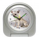 Chihuahua Dog Travel Alarm Clock  12102687