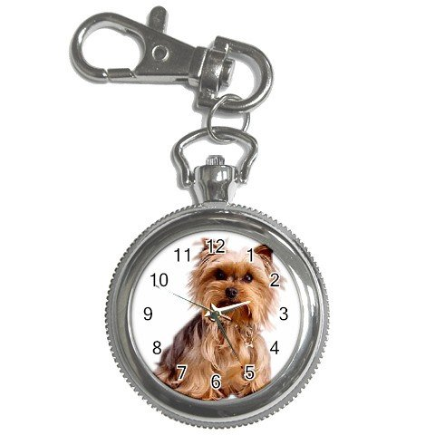 Yorkshire Terrier Yorkie  Dog Key Chain Watch 12111021