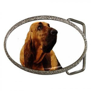 Bloodhound Dog  Belt Buckle Pet Lover 12144803