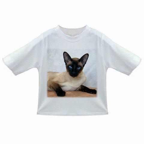 Siamese Cat Pet Lover Infant / Toddler T-Shirt  12203173