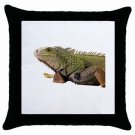 "Iguana Lizard Reptile Pillow Case Pillowcase 18"" Toss or Throw 12239848"