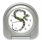 Boa Snake Reptile Pet Lover Travel Alarm Clock 12240351