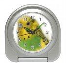 Parakeet Bird Pet Lover Travel Alarm Clock 16301637