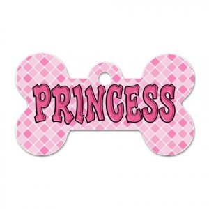 PRINCESS Dog Tag or Necklace Jewelry or Pet Collar Tag 23305712
