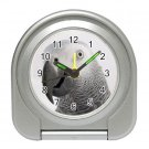 AFRICAN GREY Bird Pet Lover Travel Alarm Clock 17476863 PAEC