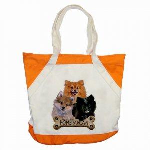 Puppy Dog Pomeranian  purse, handbag, tote, carryall 29044025