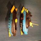 GI JOE Barracuda Sub lot incomplete