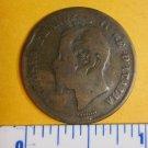 5 centesimi 1832 Victor Emanuell II RE D'ITALIA
