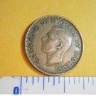 Canada 1946 1 Cent Copper Canadian Penny GEORGVIS VI D G REX ET IMP #1