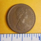 Canada 1966 1 Cent Copper One Canadian Penny #4 ELIZABETH II