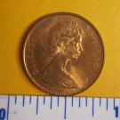 Canada 1978 1 Cent Copper One Canadian Penny ELIZABETH II