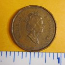 Canada 1995 1 Cent Copper One Canadian Penny ELIZABETH II #1