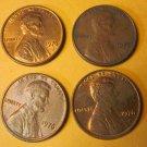 1976 Lincoln Memorial Penny 5 Pieces #6