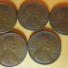 1976 Lincoln Memorial Penny 5 Pieces #7