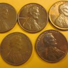 1976 Lincoln Memorial Penny 5 Pieces #11