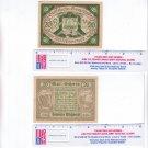 1920 Heller Gutichein Geweinoe  Money Banknote Currency