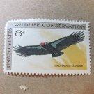 Wildlife Conservation 8 cent 1 Stamp Scott# 1427-30 - 1971 Lot 6