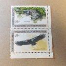 Wildlife Conservation 8 cent 2 Stamps Scott# 1427-30 - 1971 Lot 7