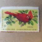 Wildlife Conservation 8 cent 1 Stamp Scott# 1427-30 - 1971 Lot 8