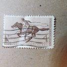 US Stamp Scott #1154 Pony Express Rider 100th Anniversary 1860-1960