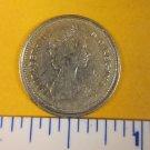 1981 10 cents CANADA ELIZABETH II DEI GRACIA REGINA