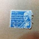 US Stamps #1393D 1970 BEN FRANKLIN SIGNER OF CONSTITUTION 7 cent