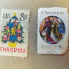 Stamp CHRISTMAS 8 CENT